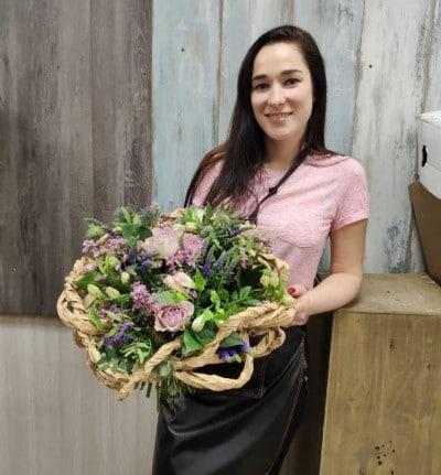 Говорящие цветы - доставка цветов в Бресте
